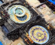 Astronomischeuurwerk vanPraag(Staroměstský orloj)